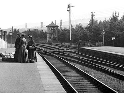 Armathwaite Station - Midland Railway