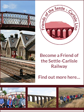 Friends of Settle - Carlisle Line
