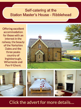 Ribblehead Station Master's House
