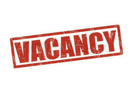 Vacancy: Appleby