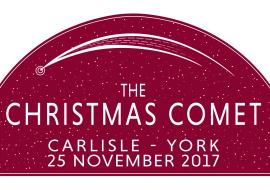 Carlisle-York Christmas Excursion 25 November