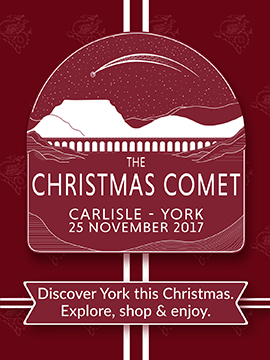 SCR: The Christmas Comet