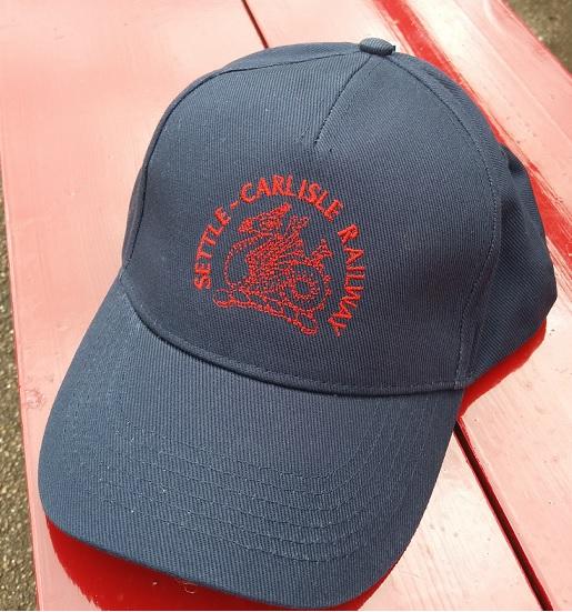 Navy cap small